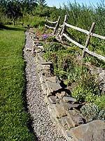 Explore cornell home gardening flower garden design basics for Stone island bedding